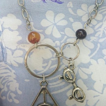 harry potter necklace هاندميد