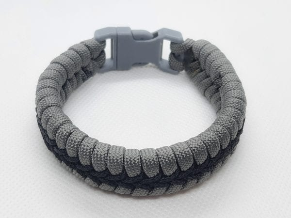 Paracord Fishtail Bracelet أسورة هاندميد