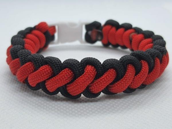 Paracord Parallel Bracelet أسورة هاندميد