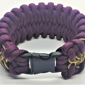 Paracord Belly Fishtail With Stitching أسورة هاندميد